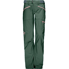 Norrøna W's Falketind Flex1 Pants Jungle Green